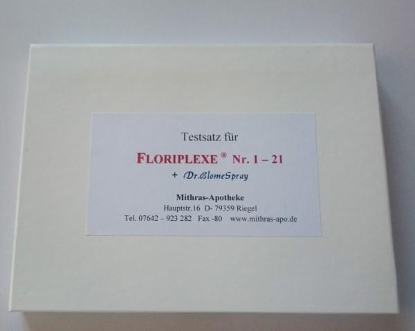 Floriplex Testsatz