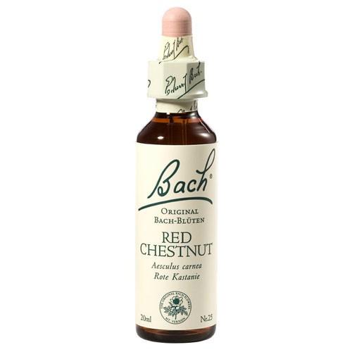 Bachblüten Nr. 25 Red Chestnut (20 ml)