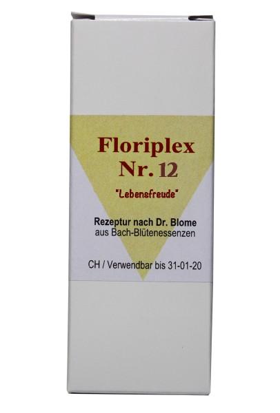"Floriplex Nr. 12 ""Lebensfreude"""