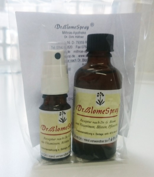 Dr. Blome Spray Kombipaket