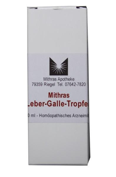 MITHRAS LEBER-GALLE-TROPFEN 50ml