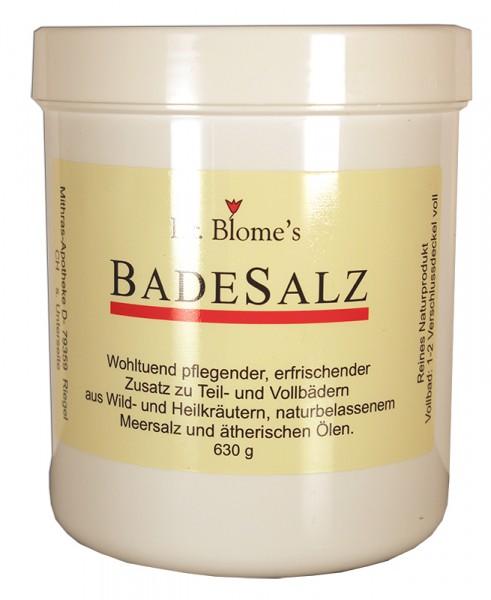 Dr. Blomes Badesalz