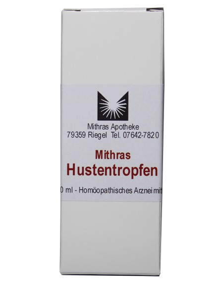 MITHRAS HUSTENTROPFEN 20ml