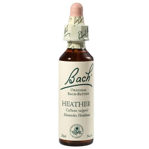 Bachblüten Nr. 14 Heather (20 ml)