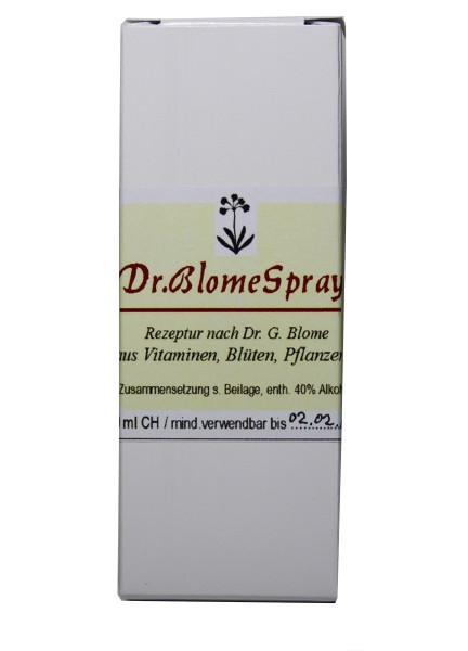 Dr. Blome Spray 30ml