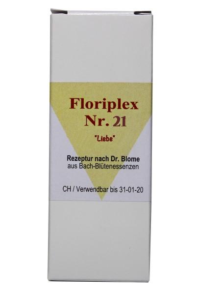 """Floriplex Nr. 21 """"Liebe"""""""