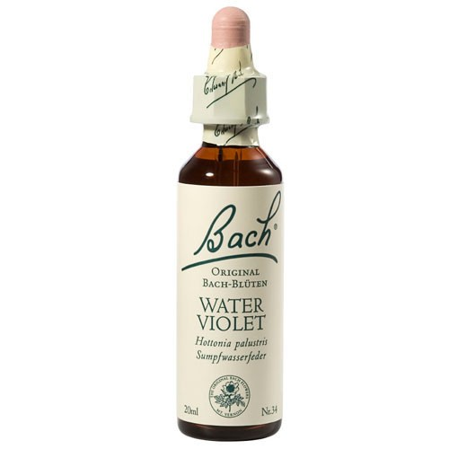 Bachblüten Nr. 34 Water Violet (20 ml)