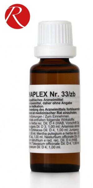 REGENAPLEX Nr. 33/zb (30 ml)