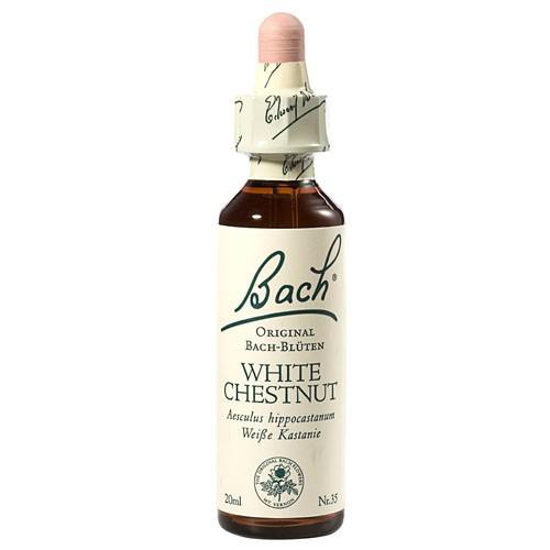 Bachblüten Nr. 35 White Chestnut (20 ml)