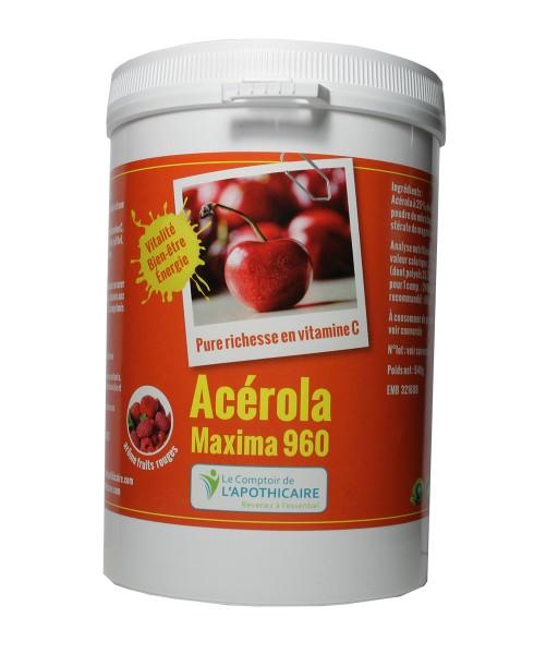 ACEROLA MAXIMA 960